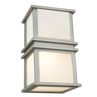 Artcraft Lighting SC13007 Gatsby 2 Light Wall Sconce - brushed stainless steel