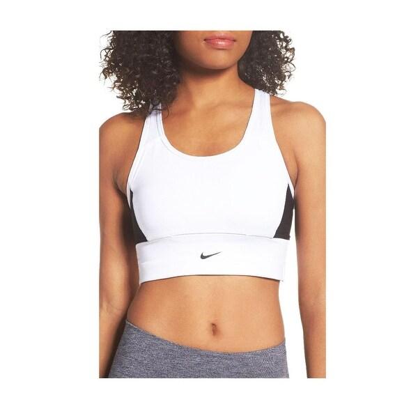 3fed4783b0 Shop Nike Women Swoosh Pocket Sports Bra - Free Shipping On Orders Over  45  - Overstock.com - 26054239