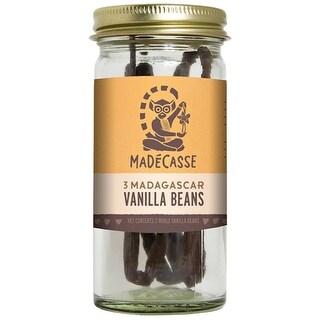Madecasse - Vanilla Beans ( 12 - 3 CT)