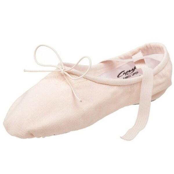 Capezio Womens Cobra Ballet Shoe, Lpk, 7