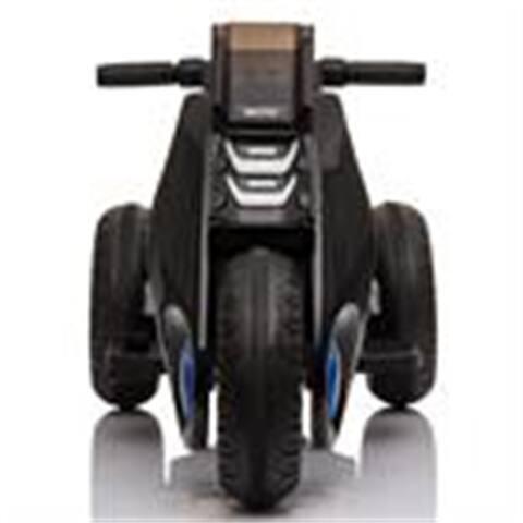 "Children's Electric Motorcycle 3 Wheels Double Drive Black - 7'6"" x 9'6"""