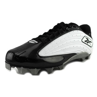Reebok NFL Outsidespeed Low M Round Toe Leather Cleats
