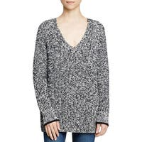 Rag & Bone Womens Pullover Sweater Knit Marled