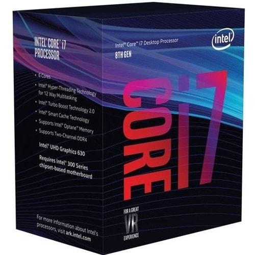 Intel Corp. Bx80684i78700k Core I7-8700K 8Th Gen Procesor