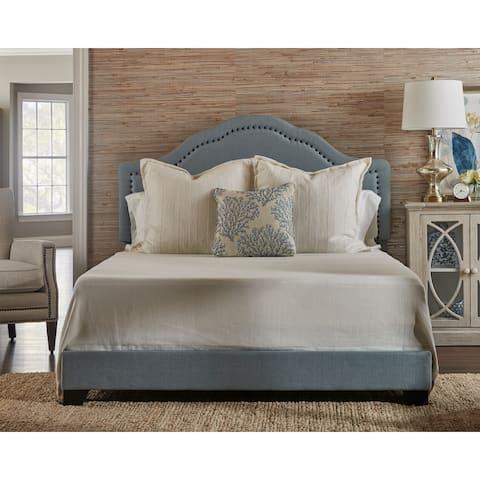 Key Port Upholstered Bed