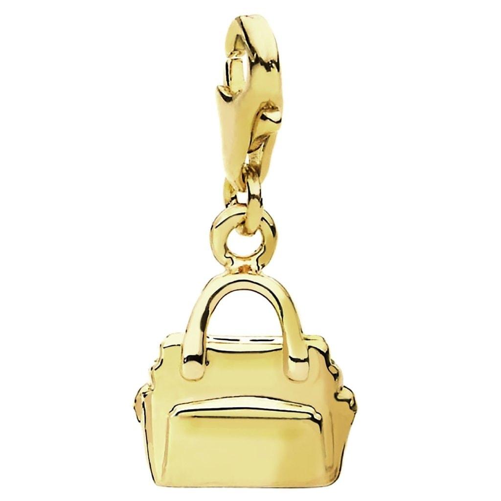 Julieta Jewelry Handbag Clip-On Charm - Thumbnail 0