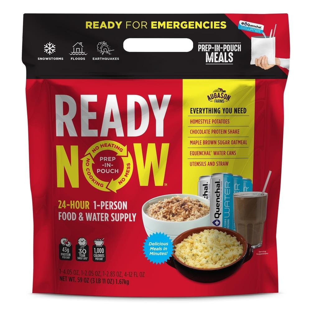 Prepper Notnahrung EF SUS Erbseneintopf MHD 25 Jahre 115g Emergency food