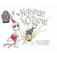 Nightmare Before Christmas - Tim Burton