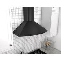 Zephyr ZSA-E30D 685 CFM 30 Inch Wide Wall Mounted Range Hood from the Savona Series