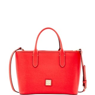 Dooney & Bourke Saffiano Brielle (Introduced by Dooney & Bourke at $198 in Apr 2017) - Tomato