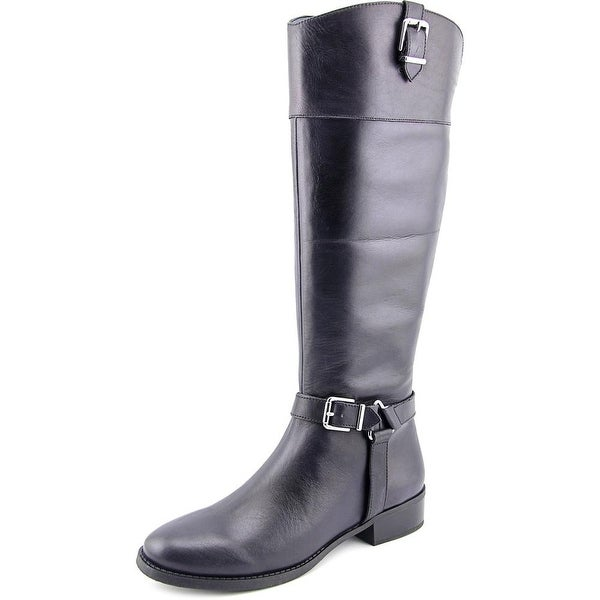 INC International Concepts Fedee Women Eclipse Blue Boots