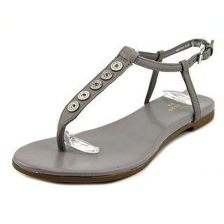 Cole Haan Effie Sandal Open Toe Leather Thong Sandal