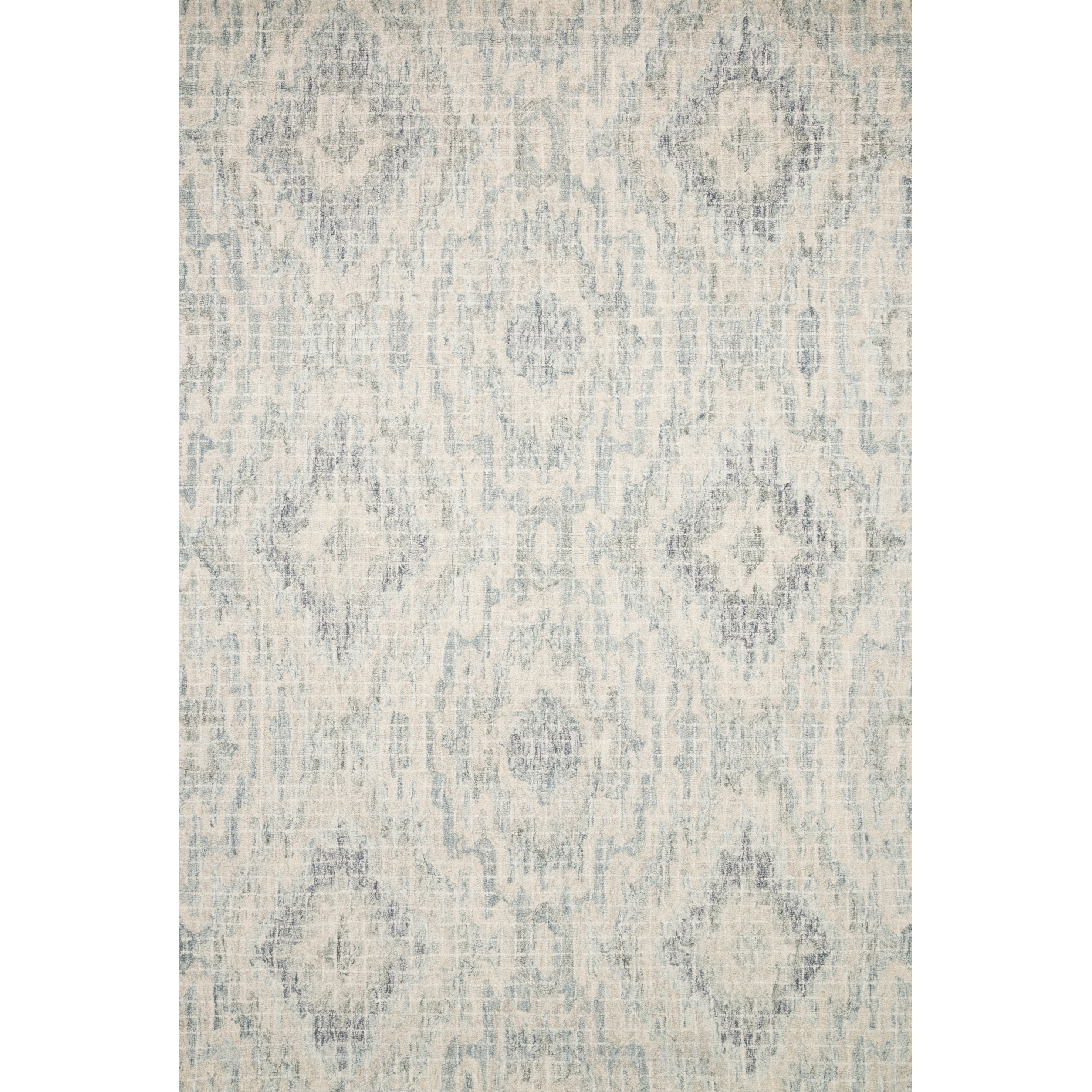 Alexander Home Nile Hand Hooked Abstract Ikat 100 Wool Rug On Sale Overstock 19547476