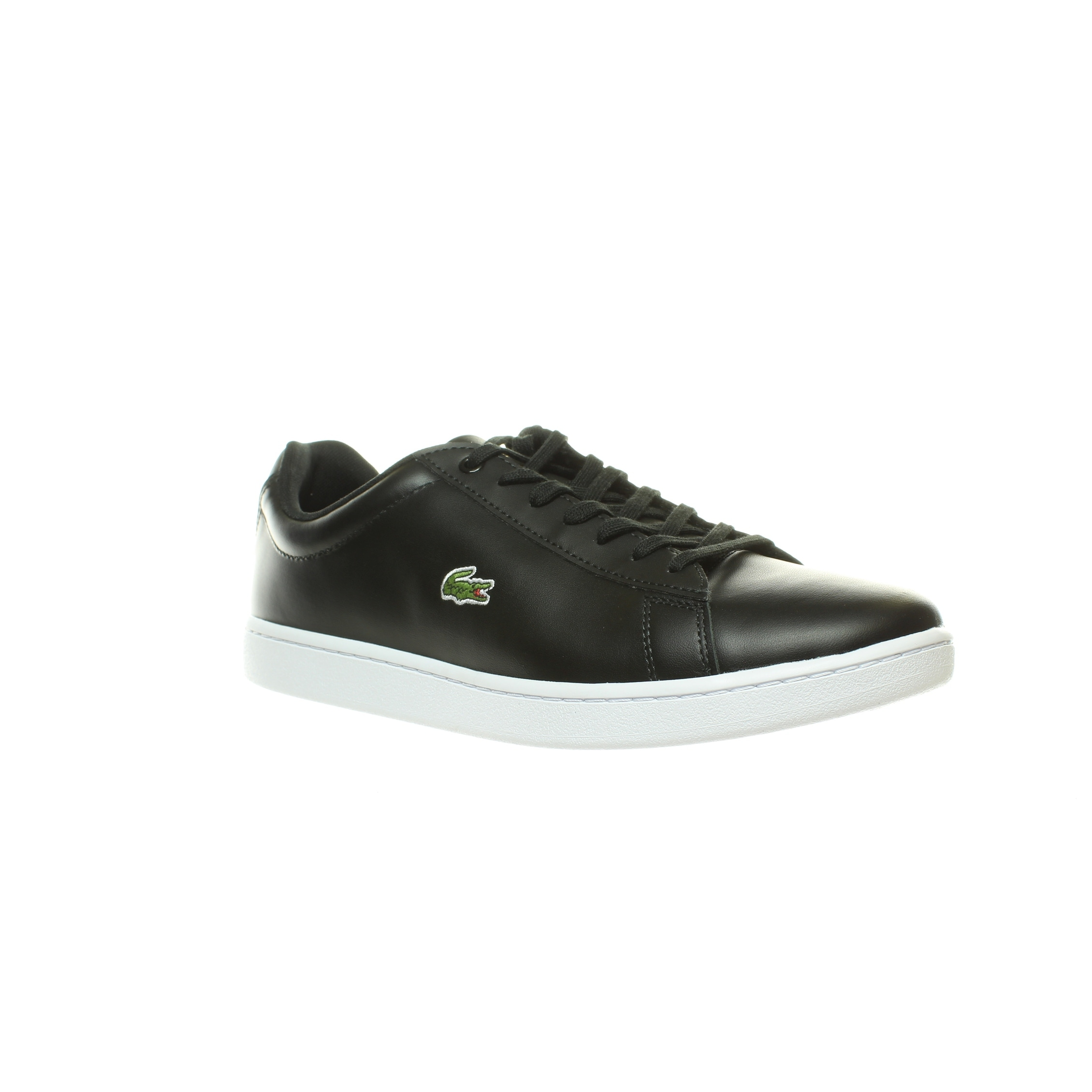 competitive price 01c61 26432 Lacoste Womens Hydez 119 Black/Gold Fashion Sneaker Size 10