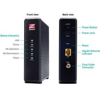 Zoom 5345-00-00 Cable Modem Docsis 3.0 343Mbps Cable Industry Approved https://ak1.ostkcdn.com/images/products/is/images/direct/dbd056022967f80c2ce5e3b34a80094a856d4436/Zoom-5345-00-00-Cable-Modem-Docsis-3.0-343Mbps-Cable-Industry-Approved.jpg?impolicy=medium