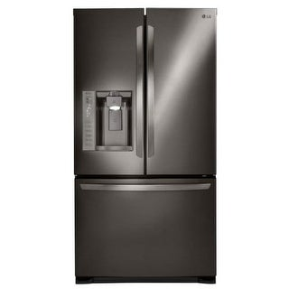 LG LFX25973 36 Inch Wide 25 Cu. Ft. Large Capacity French Door Refrigerator with