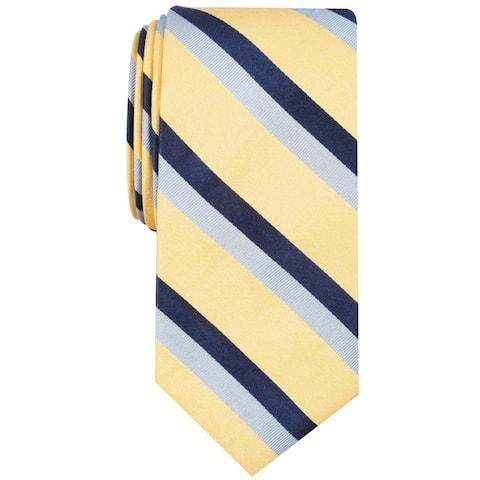 Nautica Mens Deneki Stripe Self-Tied Necktie - One Size