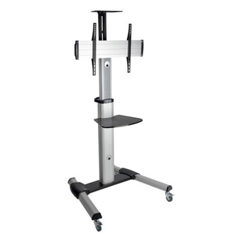 Tripp Lite DMCS3270XP Mobile Flat-Panel Floor Stand for TV and Monitors - 32 to 70 in.