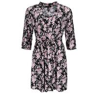 Rene Rofe Women's Chemise Gown and Robe Pajama Set
