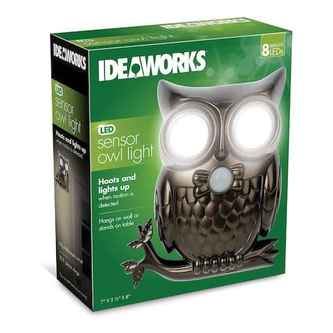 Sensor Owl Light