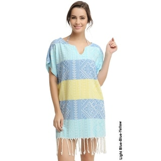 Eshma Mardini Women's Swimwear Bikini Cover-Up Beach Dress - Tunic
