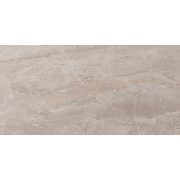 """MSI NONY1224 Onyx - 24"""" x 12"""" Rectangle Floor Tile - Matte Visual - Sold by Carton (16 SF/Carton) - (.4"""" Thickness)"""
