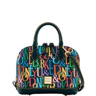 Dooney & Bourke DB Retro Bitsy Bag (Introduced by Dooney & Bourke at $178 in Sep 2016) - Black
