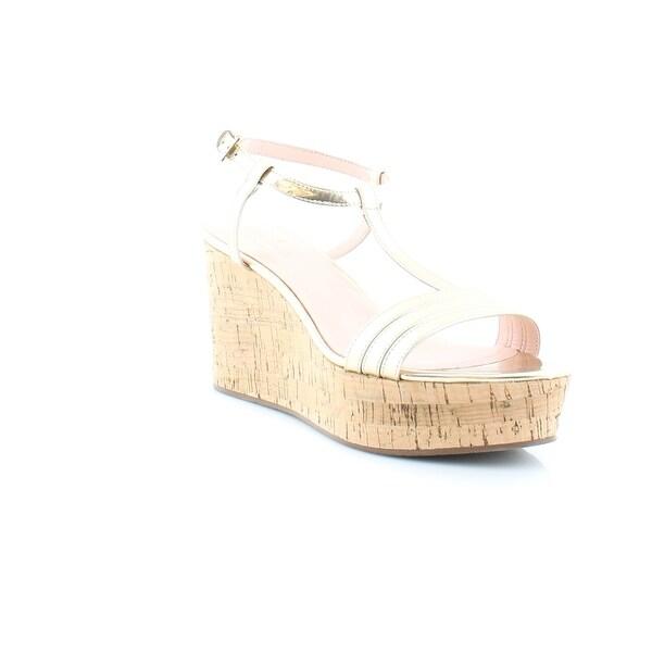 Kate Spade New York Tallin Women's Sandals & Flip Flops Mushroom Specchio - 10