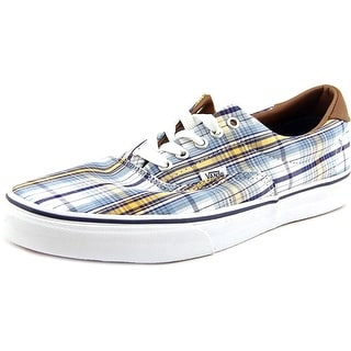 Vans Era 59 Round Toe Canvas Skate Shoe