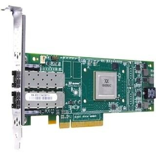 Hewlett Packard QW972A HP StoreFabric SN1000Q 16GB 2-port PCIe Fibre Channel Hos