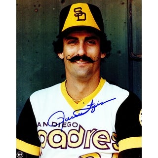 Rollie Fingers San Diego Padres Headshot 8x10 Photo