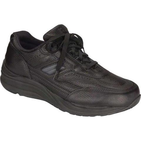 SAS Men's Journey Sneaker Black Leather