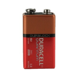 """""""Battery for Duracell QU1604 (Single Pack) Replacement Battery"""""""