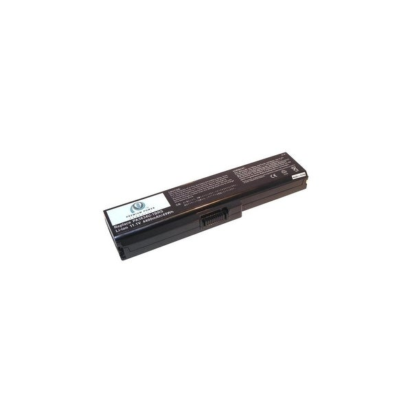Premium Power Products PA3634U-1BRS-ER Compatible 6 cell (4400 mAh) battery for Toshiba Satellite L515; M300; M305; M500; T110;