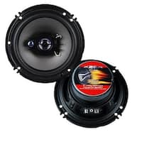 AUDIOP XGT1603 6.5 in. 350W 3-Way Speakers