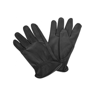 StS Ranchwear Western Gloves Mens Waterproof Lined Black STS7281