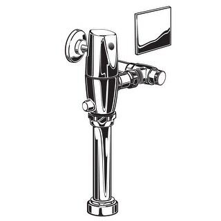 American Standard 6065.565  Selectronic 1.6 GPF Retrofit Only Toilet Flushometer Valve - Polished Chrome