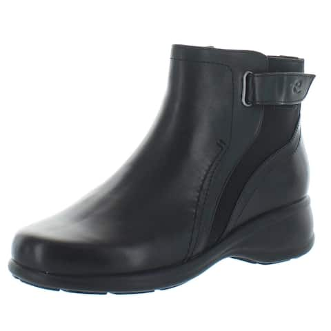 Easy Spirit Womens Tale Ankle Boots Leather Casual