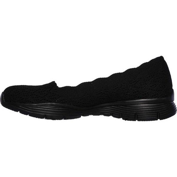 Seager Infield Slip-On Black