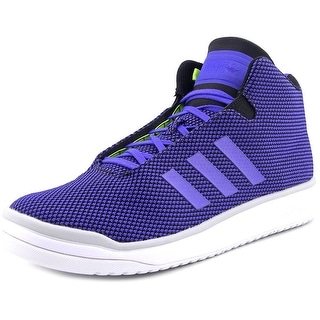 Adidas Veritas Mid Women Round Toe Canvas Sneakers