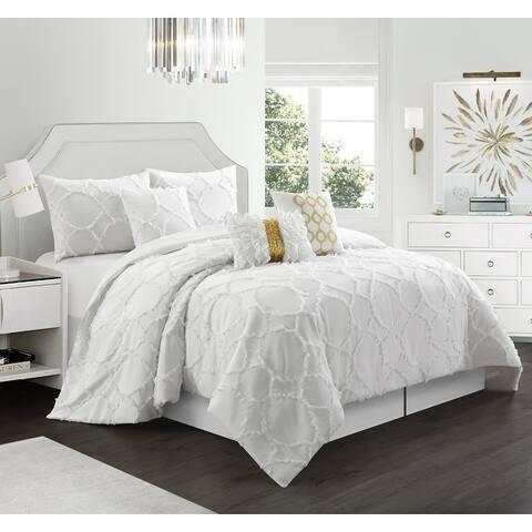 Grand Avenue Alexa 7-Piece Comforter Set