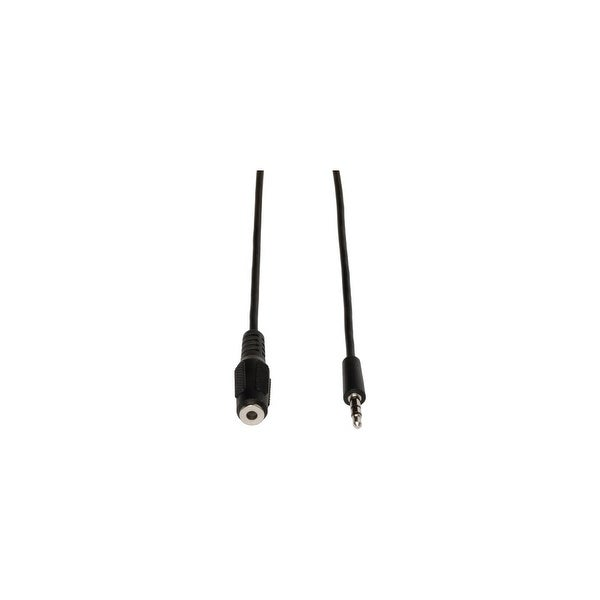 Tripp Lite P311-025 Tripp Lite 3.5mm Mini Stereo Audio Extension Cable for Speakers and Headphones - (M/F), 25-ft.