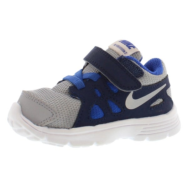 d72318ca4b41 Shop Nike Revolution 2 Running Infant s Shoes - 4 Toddler M - Free ...