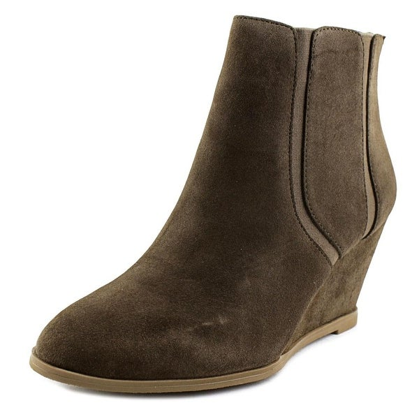 Alfani Calistah Women Camo Green Boots
