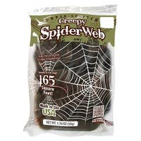 Spiderweb Creepy 13' Halloween Decoration