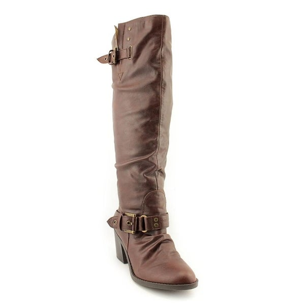 Style & Co Amuse Women Drk Brwn Boots