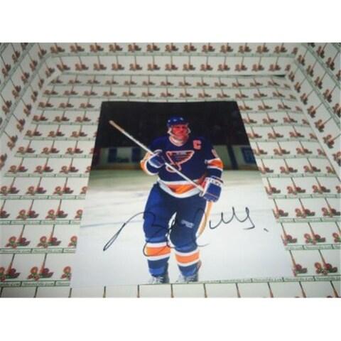 Memorabilia Lane Brett Hull Autographed 8 X 10 Hockey Photo