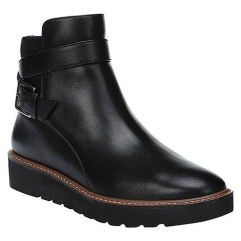 Naturalizer Women's Aster Boot Black Leather