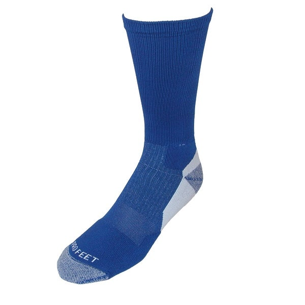 Pro Feet Men's Extended Size Performance Crew Socks