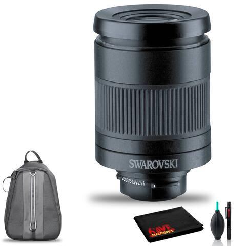 Swarovski 20-60x Zoom Spotting Scope Eyepiece with Cleaning Kit,